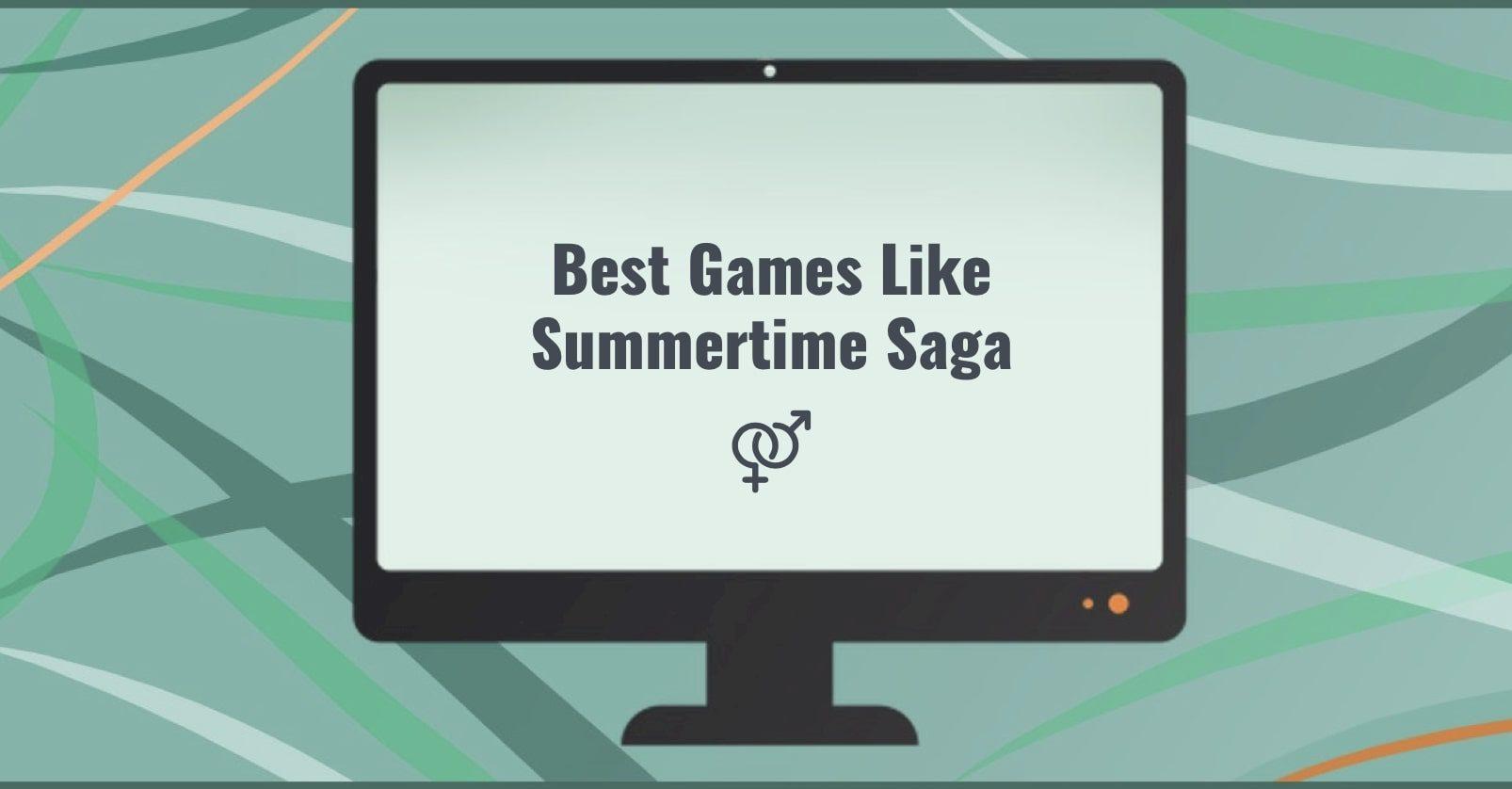Best Games Like Summertime Saga