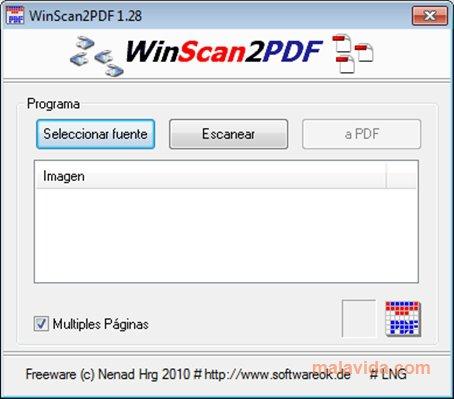 win2scan