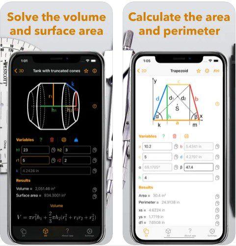 Geometry solver ²2