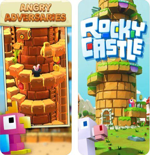 Blocky Castle2