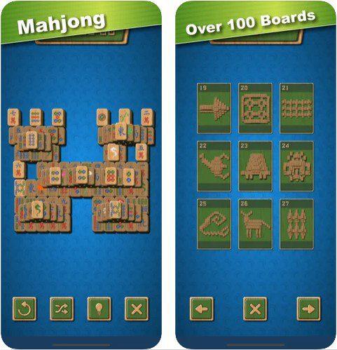 Mahjong Classic Solitaire1