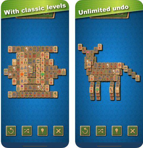 Mahjong Classic Solitaire2