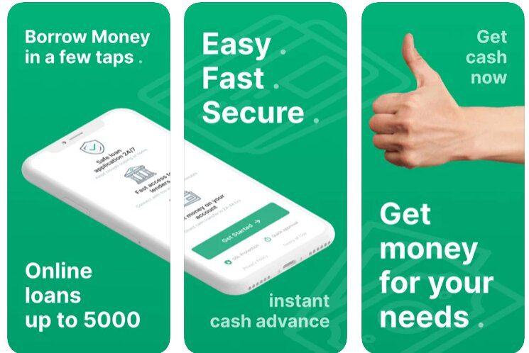 Cash Advance Payday Loan App