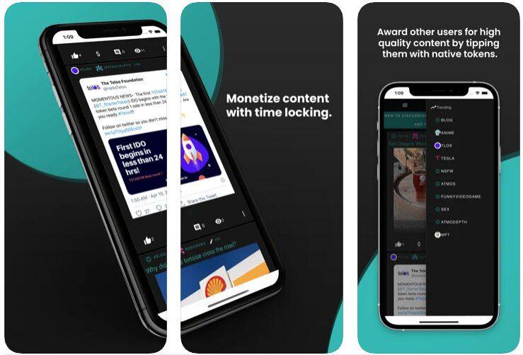Discussions.app – Social Forum