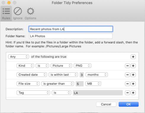 Folder Tidy2