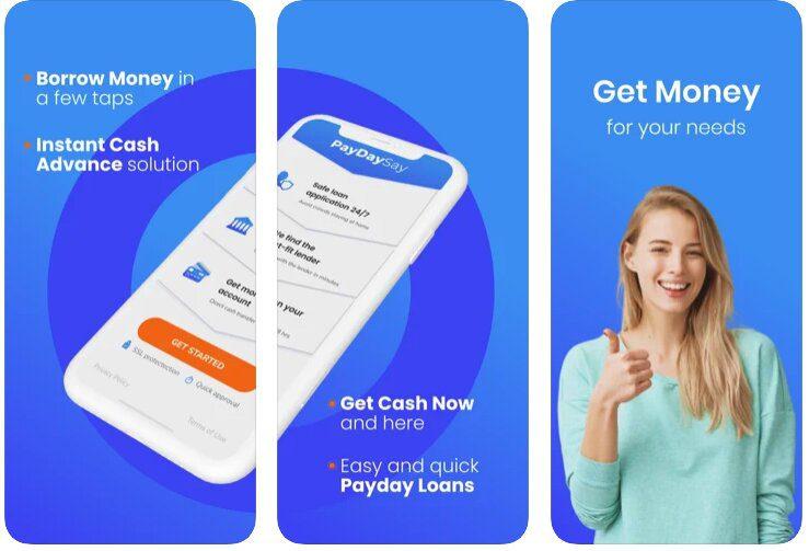 Payday Advance Fast Loan app