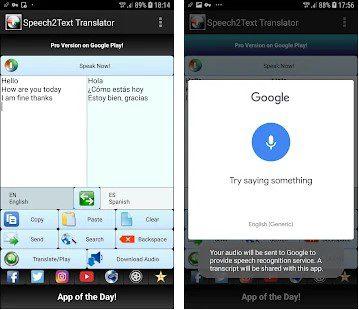 Speech to Text Translator2